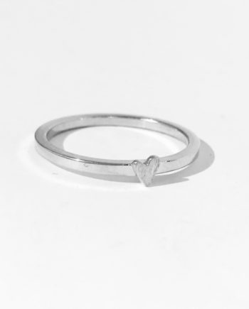 Love ring - kärleksring i silver