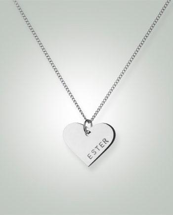 hjärta med namn