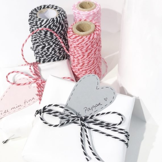 Presentinslagning paketinslagning