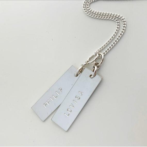 stilrent halsband