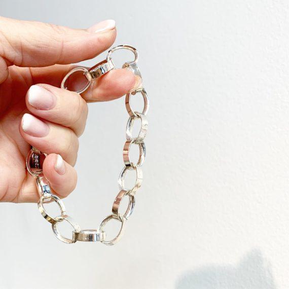 Armband oval